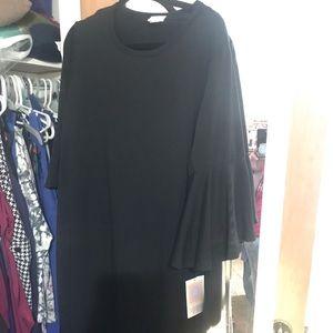 Noir LLR Maurine 3xl solid black!